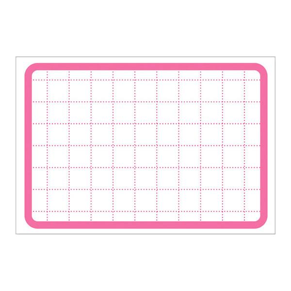 12-2921 ポ)マスメ ピンク (100冊)【イージャパンモール】