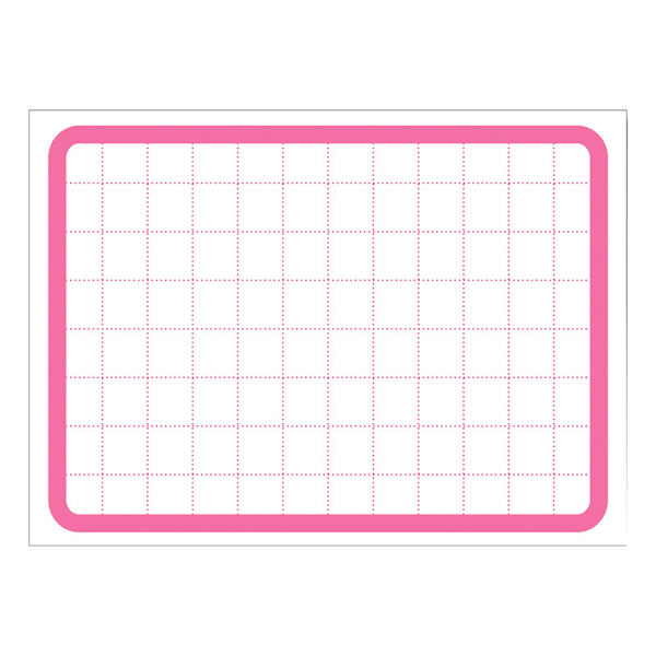 【キャッシュレス5%還元】12-2950 ポ)マスメ ピンク (100冊)【イージャパンモール】