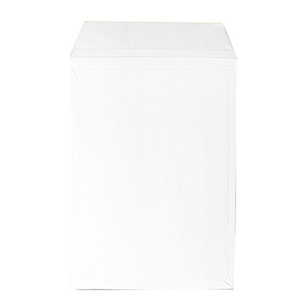 リサイクルクッションバック A4 白 3枚入 (102枚)【イージャパンモール】