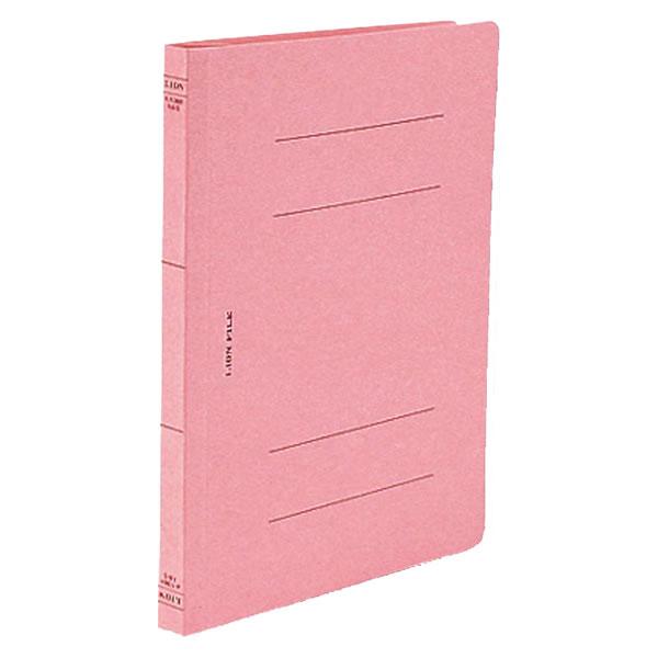 【キャッシュレス5%還元】A-536K-A5S フラットファイル ピンク (200冊)【イージャパンモール】