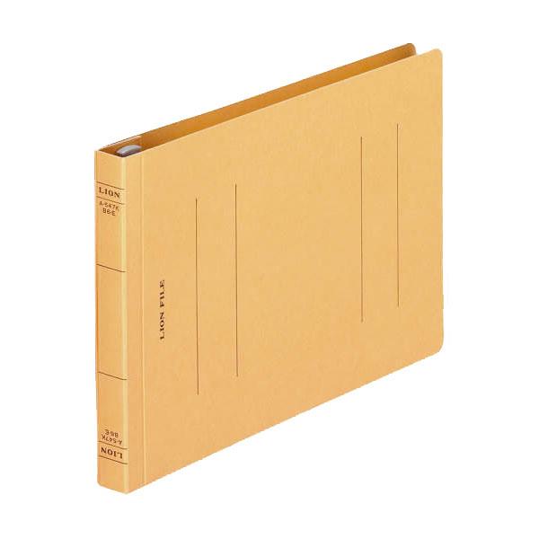 【キャッシュレス5%還元】A-547K-B6E フラットファイル 黄 (200冊)【イージャパンモール】