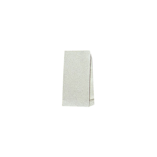 ファンシーバッグ SS グレー無地 (2000枚)【イージャパンモール】