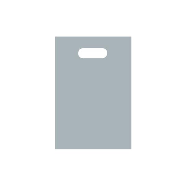 【キャッシュレス5%還元】HDカラーポリ 03 19-28 シルバー (2000枚)【イージャパンモール】