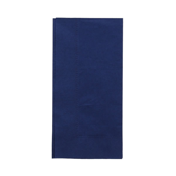 2plyナプキン 45cm角 フレンチブルー (2000枚)【イージャパンモール】