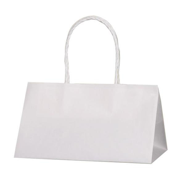 Pスムースバッグ 25-15 白無地 (300枚)【イージャパンモール】