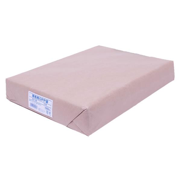 業務用OPP袋S27-38(B4用) (3000枚)【イージャパンモール】