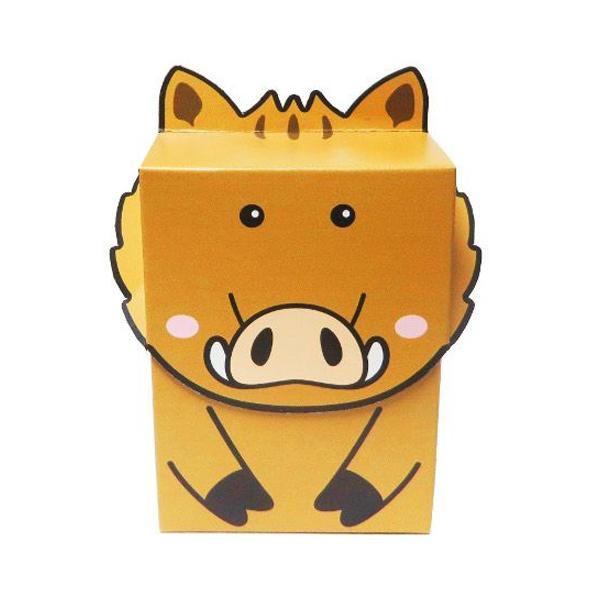 【送料無料】年始 いの吉 BOXティッシュ 100個入 7084【生活雑貨館】