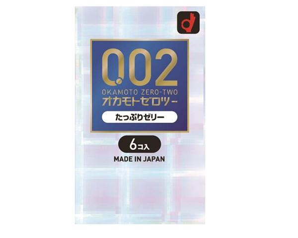 オカモト オカモトゼロツーたっぷりゼリー ×144個【イージャパンモール】
