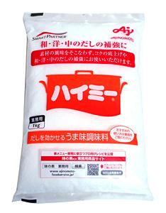 【キャッシュレス5%還元】【送料無料】★まとめ買い★ 味の素 ハイミー 1Kg ×12個【イージャパンモール】