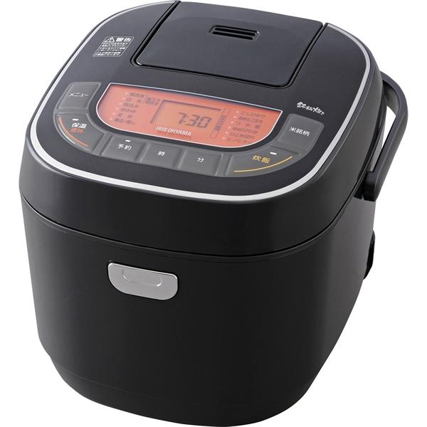 【送料無料】アイリスオーヤマ 米屋の旨み  銘柄炊き ジャー炊飯器10合炊き RC-MC10-B【代引不可】【ギフト館】