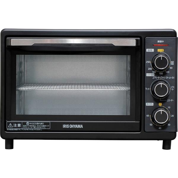【送料無料】アイリスオーヤマ コンベクションオーブン FVC-D15B-S【代引不可】【ギフト館】
