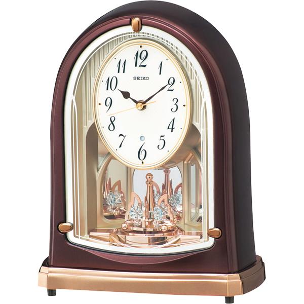 【送料無料】セイコー 電波置時計 BY239B【代引不可】【ギフト館】
