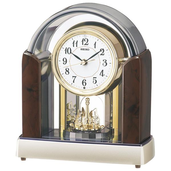 【送料無料】セイコー 電波置時計  BY238B【代引不可】【ギフト館】