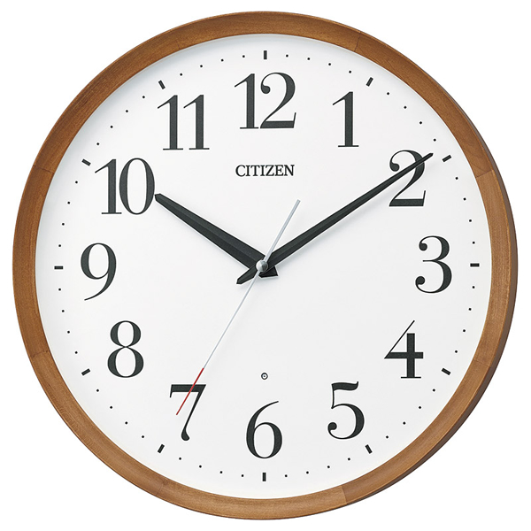 【送料無料】シチズン 電波掛時計  8MY535-006【代引不可】【ギフト館】