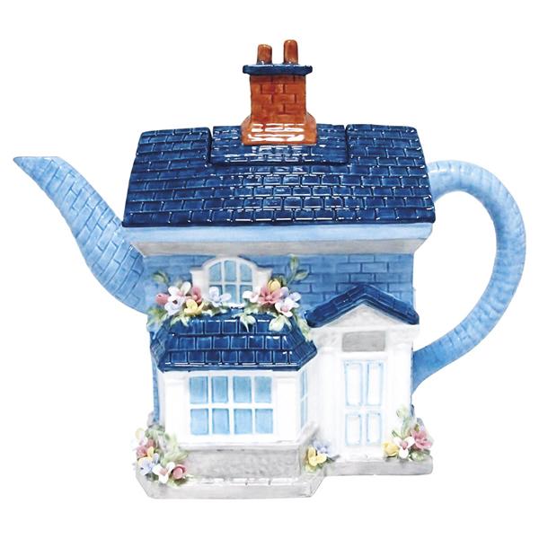 【送料無料】エインズレイ イギリスの家ティーポット ロンドン BHTP00004【代引不可】【ギフト館】