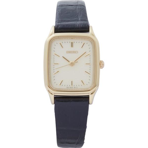 【キャッシュレス5%還元】【送料無料】セイコーセレクション レディース腕時計 SSDA080【代引不可】【ギフト館】