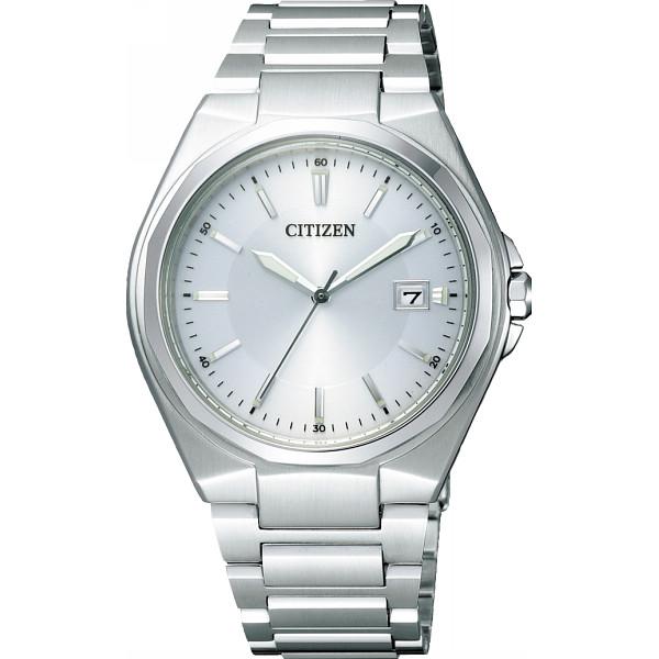 BM6661-57A【代引不可】【ギフト館】 【送料無料】シチズン シルバー メンズ腕時計