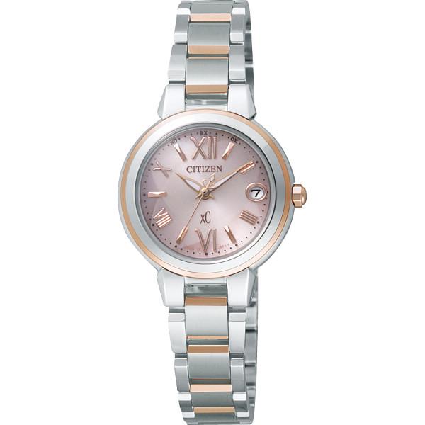 【キャッシュレス5%還元】【送料無料】シチズン クロスシー レディース電波腕時計 XCB38-9133【代引不可】【ギフト館】