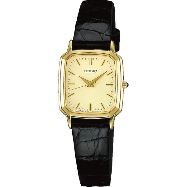 【キャッシュレス5%還元】【送料無料】セイコー エクセリーヌ レディース腕時計 SWDL164【代引不可】【ギフト館】