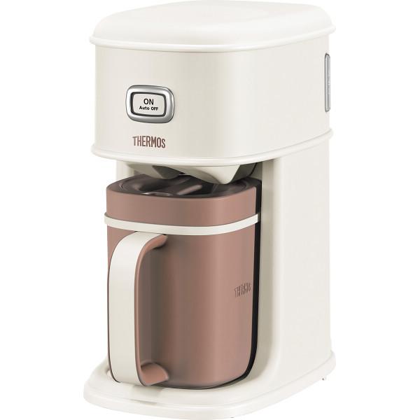 【送料無料】サーモス アイスコーヒーメーカー バニラホワイト ECI-660VWH【代引不可】【ギフト館】