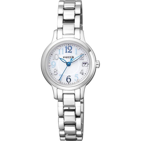 【キャッシュレス5%還元】【送料無料】ウィッカ レディース腕時計 KH4-912-11【代引不可】【ギフト館】