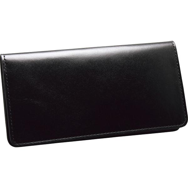 キャッシュレス5%還元送料無料 手塗りオイルレザー 切れ目仕立て 長財布 ブラック TA44-01ギフト館uiTwPXZOk