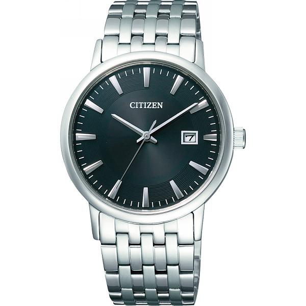 【キャッシュレス5%還元】【送料無料】シチズン メンズ腕時計 ブラック BM6770-51G【代引不可】【ギフト館】