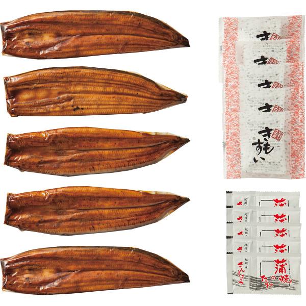 山道養鰻場のうなぎ蒲焼(長焼)5尾【代引不可】【ギフト館】