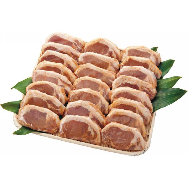 【キャッシュレス5%還元】【送料無料】京の味付焼肉 国産豚ロース西京味噌仕立て(46枚) KFM-M46【代引不可】【ギフト館】