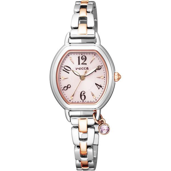 【キャッシュレス5%還元】【送料無料】ウィッカ レディース腕時計 KP2-531-91【代引不可】【ギフト館】