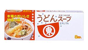 【キャッシュレス5%還元】★まとめ買い★ 東丸 うどんスープ 64g(8g×8袋入) ×80個【イージャパンモール】