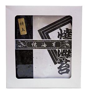 【キャッシュレス5%還元】★まとめ買い★ 西部 焼のり全形 特上100枚 ×12個【イージャパンモール】