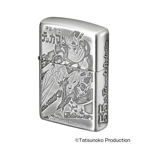 【キャッシュレス5%還元】【送料無料】タツノコプロZIPPO 宇宙の騎士テッカマン 70255【生活雑貨館】