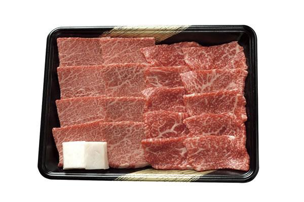 【キャッシュレス5%還元】【送料無料】前沢牛霜降り焼肉・赤身焼肉食べ比べ【ギフト館】
