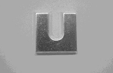 【キャッシュレス5%還元】ステン Uジ(カクW 3TM16X50X3.0 ×1000【イージャパンモール】