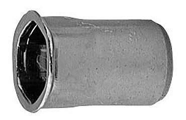 【キャッシュレス5%還元】POPナット(ヘキサSF SFH825SFHEX ×2500【イージャパンモール】