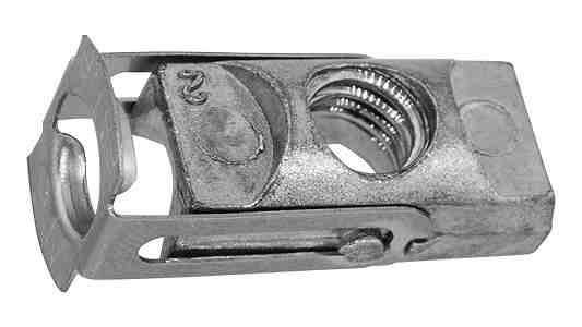 【キャッシュレス5%還元】ターンナット M8 TN-8 ×500【イージャパンモール】