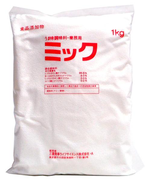 ★まとめ買い★ 協和 ミック 1Kg ×12個【イージャパンモール】