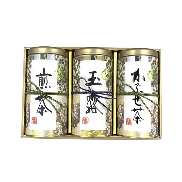 【キャッシュレス5%還元】【送料無料】八女茶詰合せ ATB-0010X【代引不可】【ギフト館】
