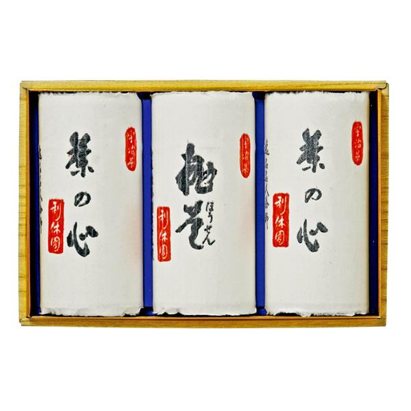 【キャッシュレス5%還元】【送料無料】京都利休園 宇治銘茶詰合せ KR-1003【代引不可】【ギフト館】