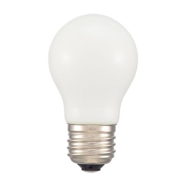 送料無料 通販 即納 OHM LED電球装飾用 PS E26 1.4W 13 75lm 生活雑貨館 LDA1L-H 電球色
