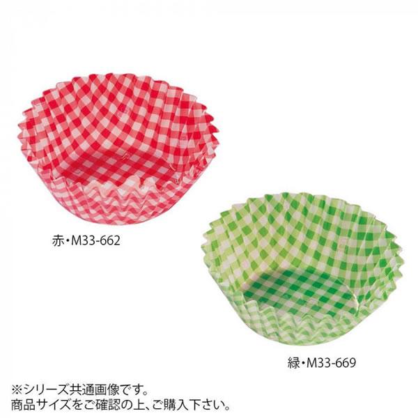 【送料無料】【赤・M33-662】マイン(MIN) フードケース 格子 10F 5000枚入【生活雑貨館】