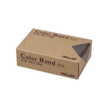 【送料無料】【GGC-030-CH】共和 カラーバンドプチ チョコレート 30g/箱 GGC-030-CH 100箱【生活雑貨館】