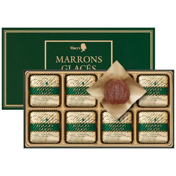 【送料無料】メリーチョコレート マロングラッセ MG-N MG-N【ギフト館】