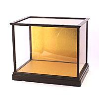 【キャッシュレス5%還元】ガラスケース No.9 (木枠)【逸品館】【逸品館】