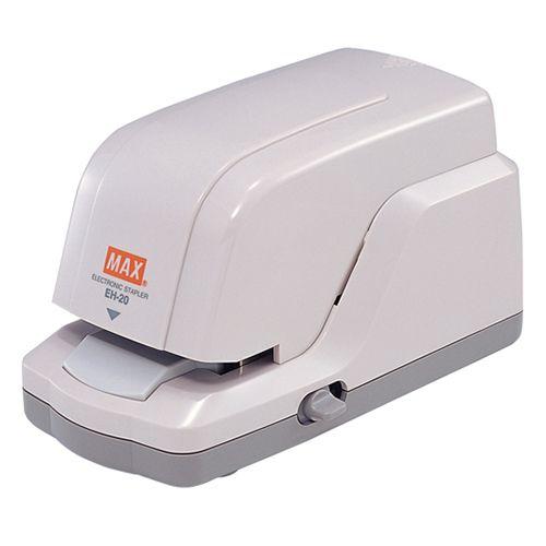 【キャッシュレス5%還元】MAX 小型電子ホッチキス カートリッジ針付 1台