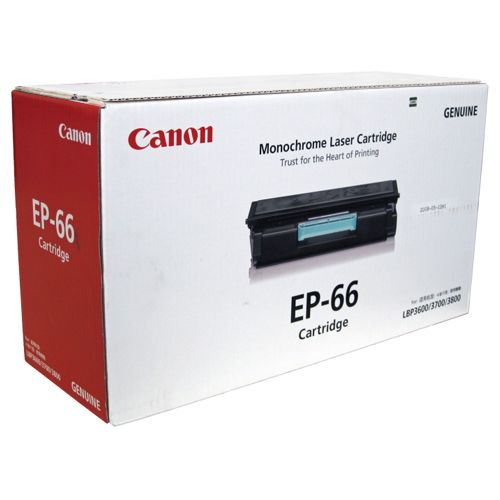 CANON EP?66 トナーカートリッジ 1個