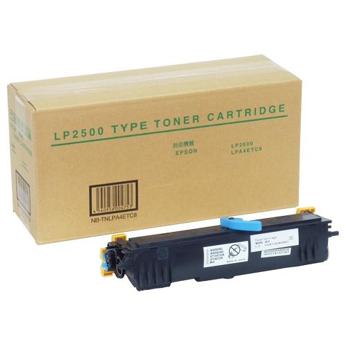 【送料無料】【法人(会社・企業)様限定】ノーブランド トナーカートリッジ LPA4ETC8 汎用品 1個