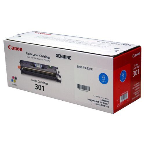 CANON トナーカートリッジ301 CRG-301CYN 商品追加値下げ在庫復活 シアン 超特価SALE開催 1個