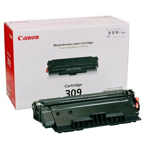 CANON トナーカートリッジ509(309) 輸入純正品 1個